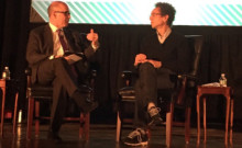 Dr. Klasko and Malcolm Gladwell
