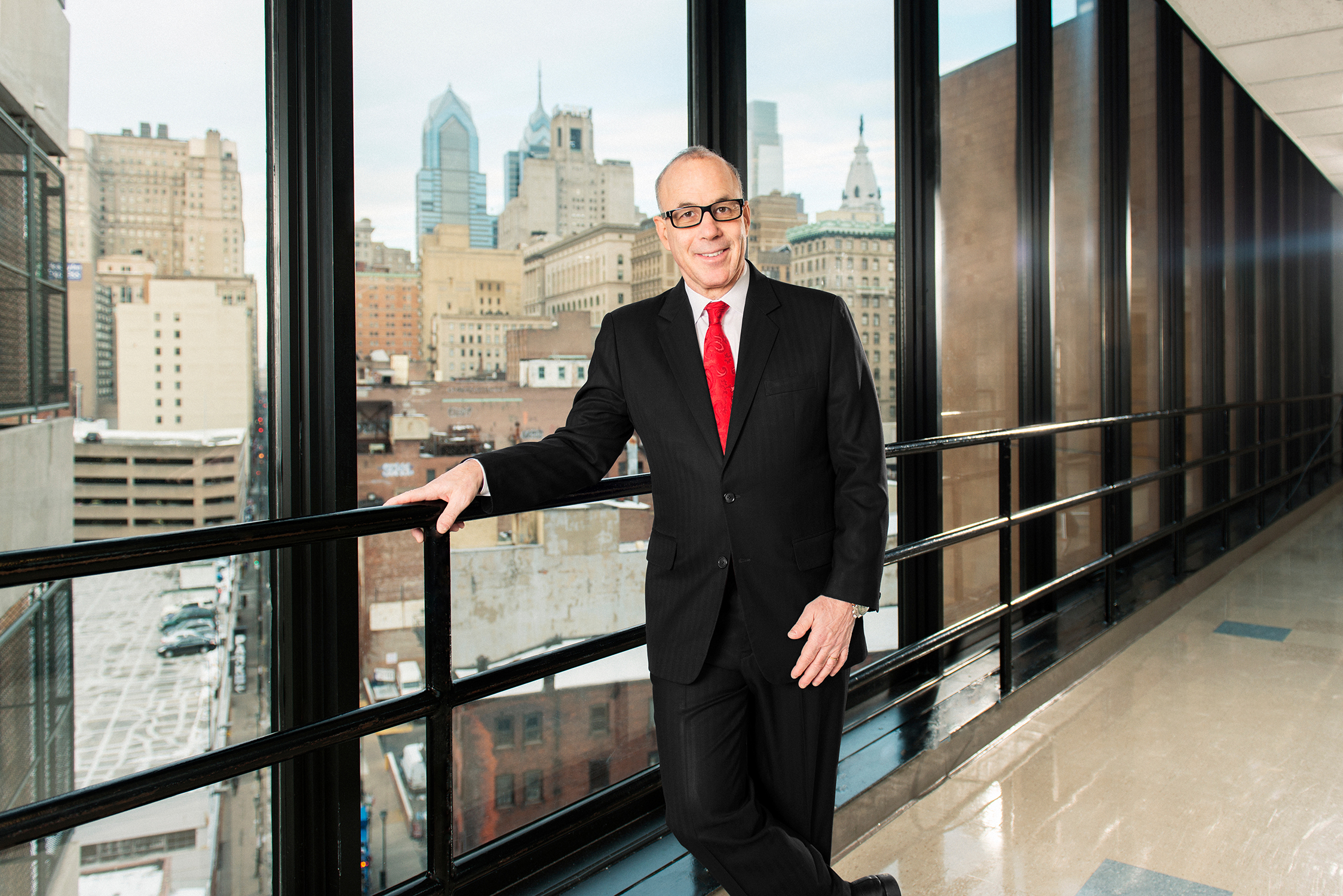 Stephen Klasko Skyline Wide 5x7