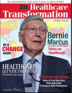 Healthcare Transformation 1.2 (June 2016)