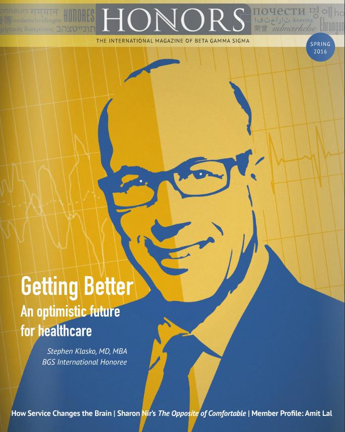 Steve Klasko - Getting Better: An Optimistic Future For Healthcare
