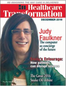 Healthcare Transformation 1.4