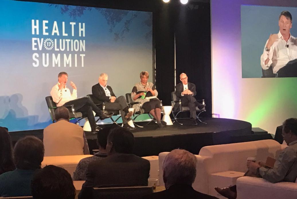 Steve Klasko at Health Evolution Summit